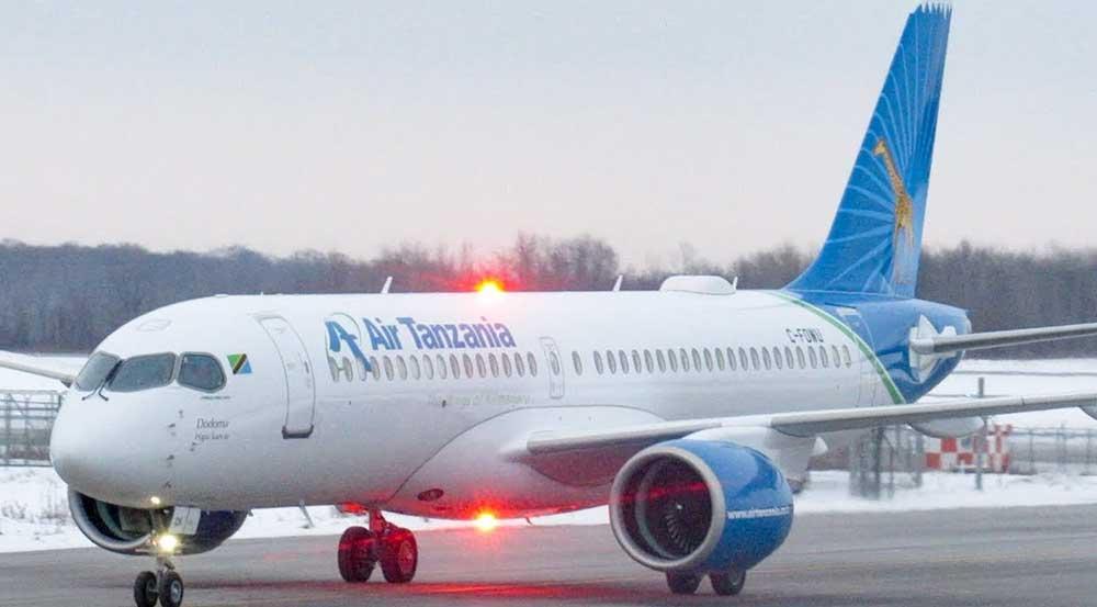 Air Travel in Tanzania